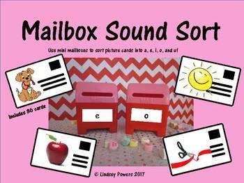 Valentine Mailbox Sound Sort