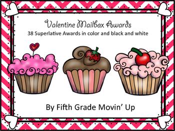 Valentine Mailbox Superlative Awards