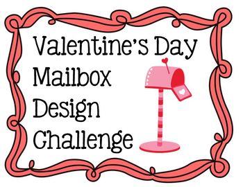 Valentine Mailboxes: A Valentine's STEM Challenge ~ STEMtivity with Prezi