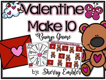 Making 10 Valentine Bump Game