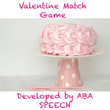 Valentine Match Game