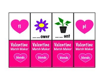 Valentine Match Maker-Blends