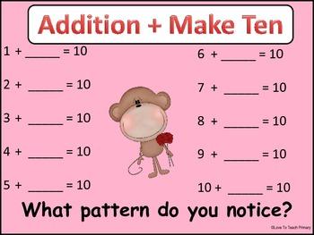 Valentine Math
