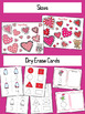 Valentine Math Activities Pack