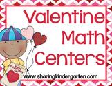 Valentine Math Activities (8 Activities to Play!)