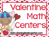 Valentine Math Activities (8 Activities to Play!)