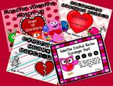 Valentine Math Activities Bundle (Upper Elementary/Intermediate)
