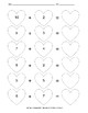 Valentine Math Activity Set