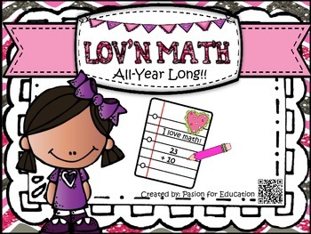 Math Centers BUNDLE!! (Over 200+ Pages & 20 Games)
