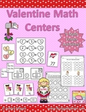 Valentine Math Center Activities (9 centers in all!) Common Core