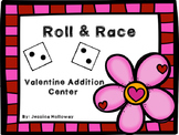 Valentine Math Center FREEBIE