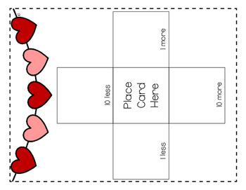 Valentine Math Centers