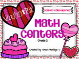 Valentine Math Centers {Common Core Aligned}