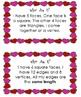 Valentine Math Centers - Bundle - 6 centers - Common Core Aligned/TEKS - 3rd-4th