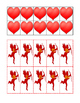 Valentine Math Centres-Two Activities 1-20