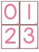 Valentine Math Centers for Preschool