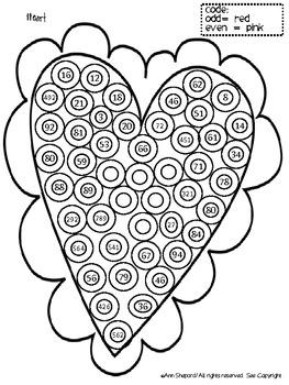 Valentine Math Common Core Craftivity Collection
