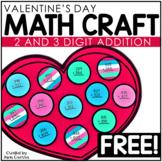 Valentine Math Craft FREEBIE