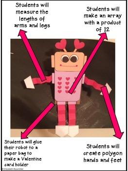 Valentine Math Craft