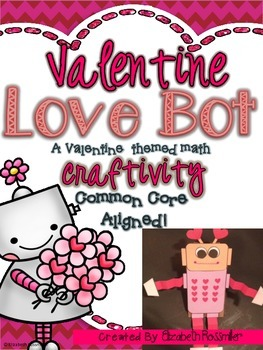 Valentine Math Craft