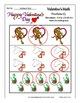 Valentine's Day Activities: Valentine's Math Drills for Addition & Subtraction