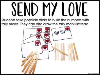 Valentine Math Freebies