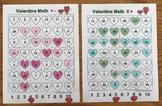 Valentine Math Game