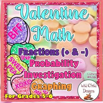 Valentine Math Investigations