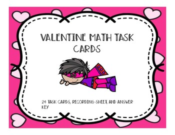 Valentine's Day Activity: Math