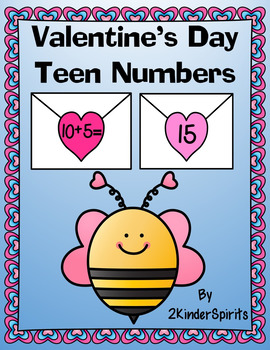 Valentine's Day Teen Numbers