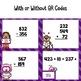 3 Digit Addition, Subtraction & Word Problem Task Card Bun