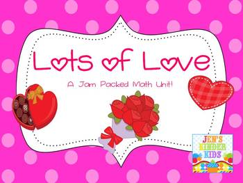 Valentine Math Unit!
