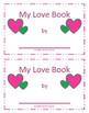 Valentine Math and Literacy