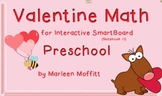 Valentine Math for Interactive SmarBoard (Notebook 11)