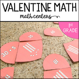 Valentine Math for Primary Grades