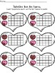 Valentine Math Printables (no prep- Kindergarten)