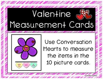 Valentine Measurement Cards