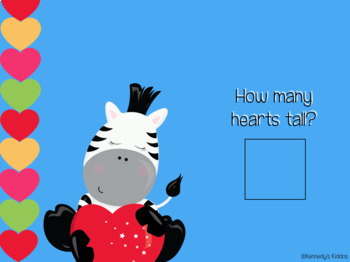 Valentine Measurement (Great for Google Classroom!)
