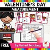 Valentine's Day Math Center (FREE)
