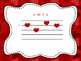 Valentine Melodies Reading Practice {sol mi la}