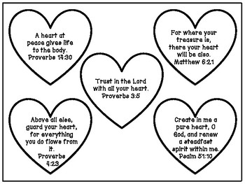 Valentine Memory Bible Verse Coloring Page By Grace And Play Prek