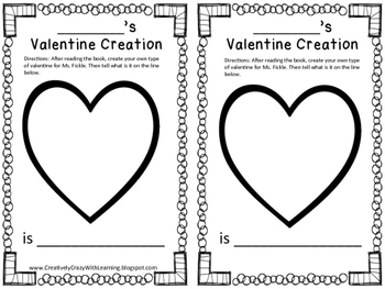 Valentine Mentor Text Lesson Plans With Our Funny Valentine Book