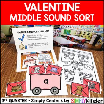 Valentine Middle Sound Sort Center