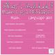 Valentine Mini-Book (Math & ELA Review)