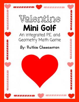 Valentine Mini Golf