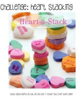 Valentine Minute Math Games
