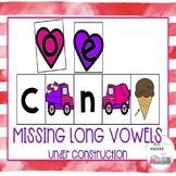 Valentine Missing Long Vowels