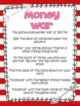 Valentine Money Centers