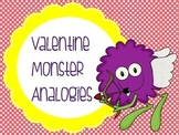 Valentine Monster Analogies