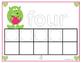 Valentine Ten Frame Play-Dough Mats